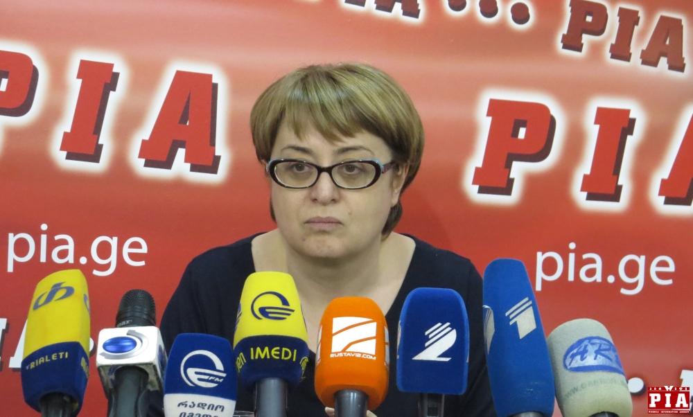 ხათუნა ლაგაზიძე: პაატა ზაქარეიშვილი მინისტრის თანამდებობას არ უნდა იკავებდეს!