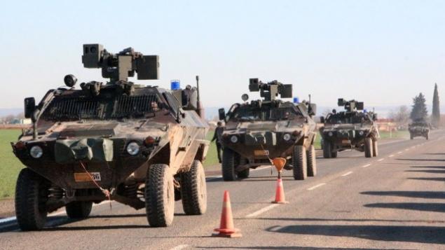 თურქეთს ერაყის ტერიტორიაზე ჯარები შეყავს