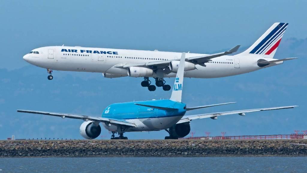 რისი უფლება მოიპოვა ავიაკომპანია Air France-KLM-მა?