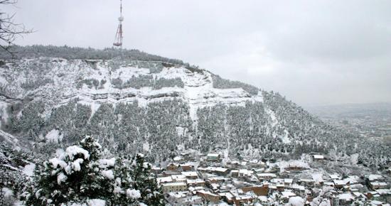 საქართველოში, 31 დეკემბრიდან თოვლია მოსალოდნელი