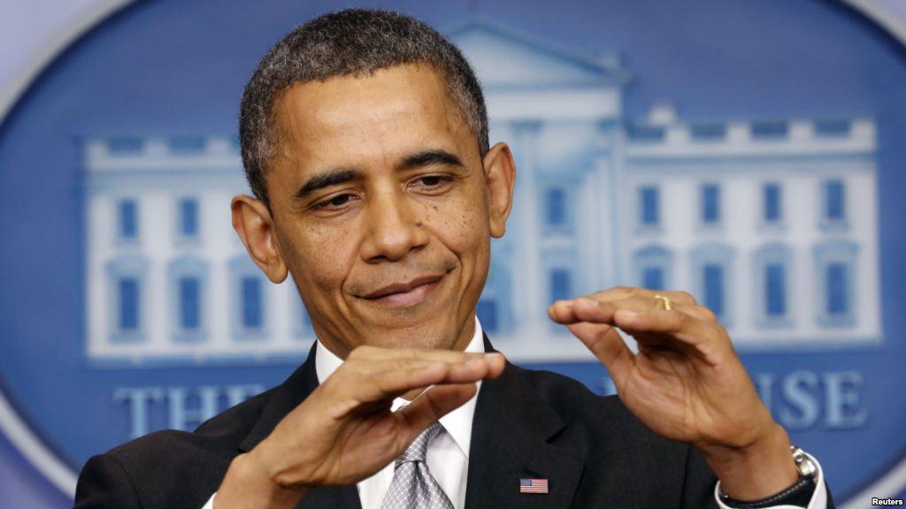 ბარაკ ობამა პრეზიდენტობის არცერთ კანდიდატს მხარს არ დაუჭერს