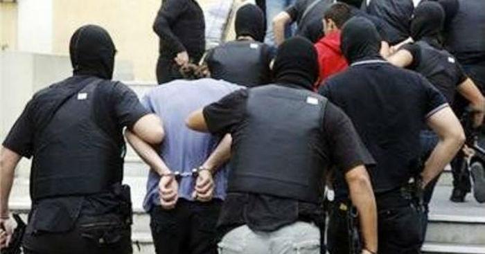 საბერძნეთში ქართველ კრიმინალთა ჯგუფი დააკავეს