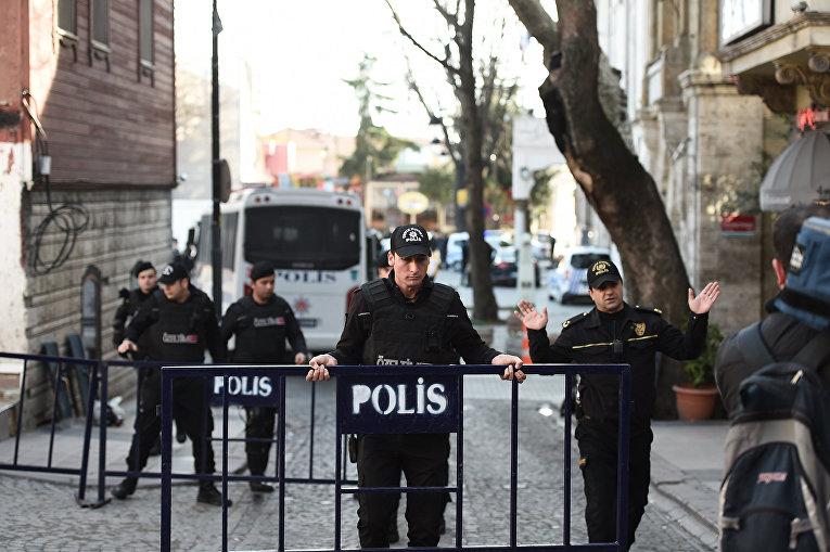 თურქეთი ტერორიზმის წინააღმდეგ ბრძოლას ააქტიურებს
