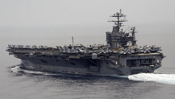 ირანმა სპარსეთის ყურეში ორი ამერიკული სამხედრო გემი დააკავა