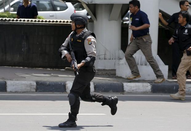 ინდონეზიის პოლიციამ დღეს დილით განახორციელებული ტერაქტის მონაწილეები დააკავა