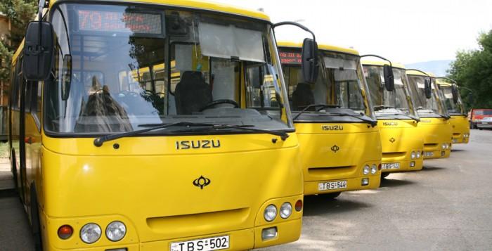 ახალი ავტობუსების შემოსაყვანად თბილისის მერიამ ტენდერი გამოაცხადა