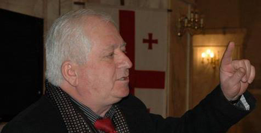 დავით ქობალია: სანამ აშშ-ს საელჩო და მისი გამოწვრთნილი ჭილყვავი მართავს საქართველოს, ეს ქვეყანა არ დალაგდება!