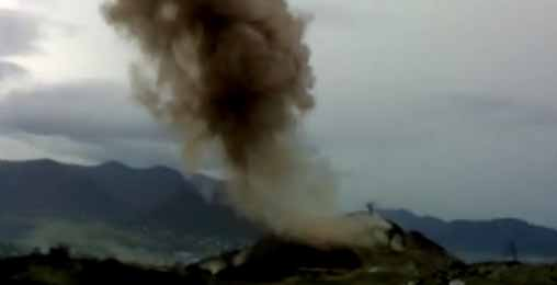 მიხეილ ჯიბუტი: საყდრისი - 5 წელი აფეთქებიდან!